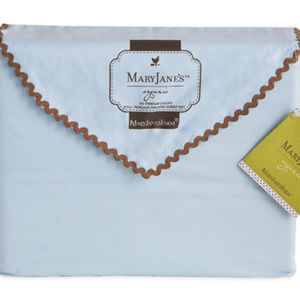 Mary Jane's Farm Organic 325 CT Twin Sheet Set